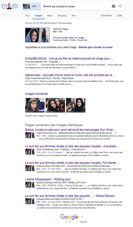 Farkhunda_Google
