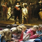 enfants musée